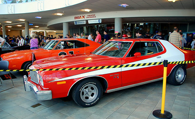Starsky & Hutch and Dukes of Hazzard TV Series  Cars