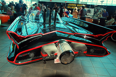 Batmobile TV Series