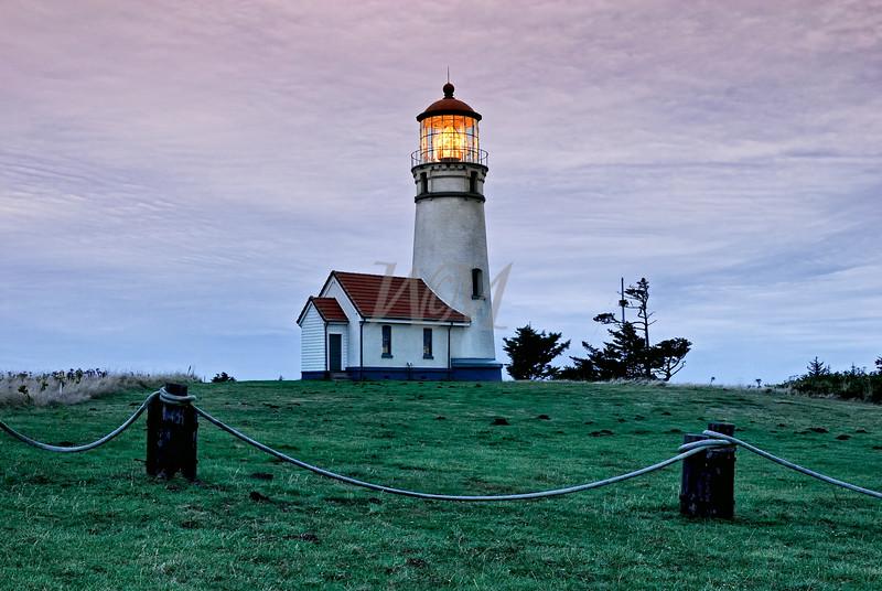 Cape Blanco Lighthouse, Port Orford, Oregon