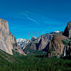 Yosemite Valley : Yosemite National Park, California