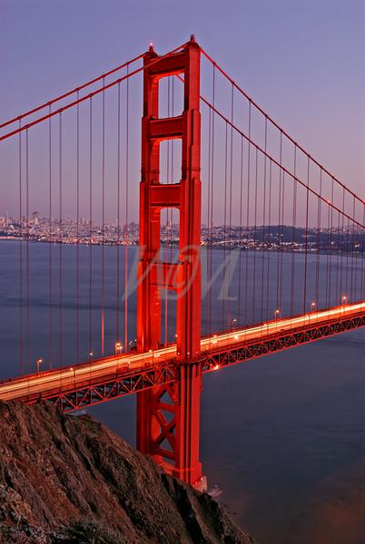 North Tower - Golden Gate Bridge, San Francisco, CA