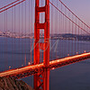 North Tower - Golden Gate Bridge, San Francisco, CA