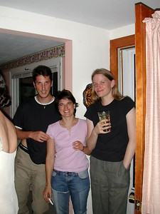 Johanna, Carmen, and Michael