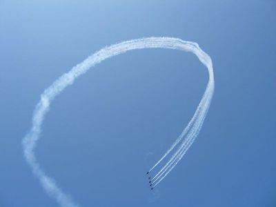 Blue angels loop