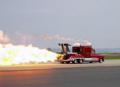 Shockwave fire
