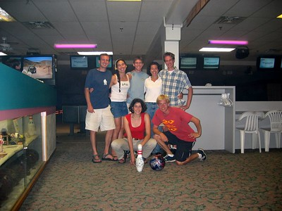 Disco bowling group