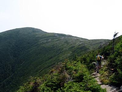 Eric and ridge between Ike and Monroe