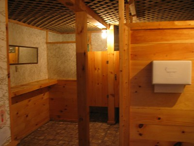 Bathroom, girls