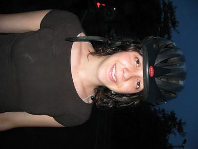 Sarah helmet