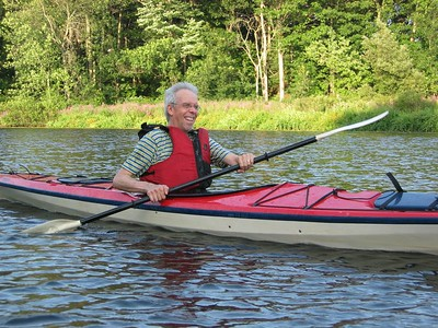 Michael kayak