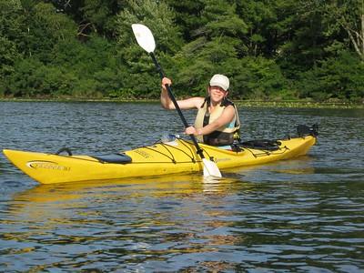 Sarah kayak 2