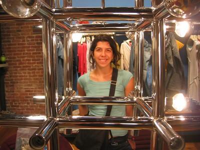 Sarah Diesel store 2