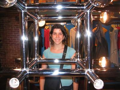 Sarah Diesel store 1