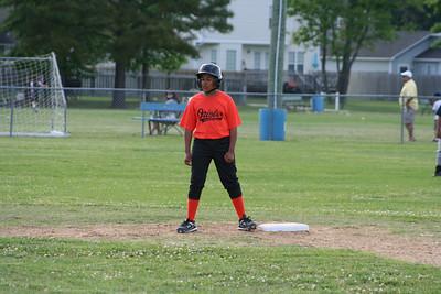 Summersill Orioles vs Summersill Rays 051209