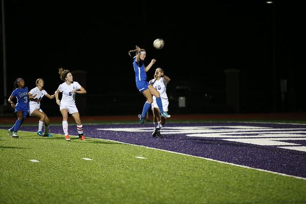 2015 Summit Soccer vs CHCA