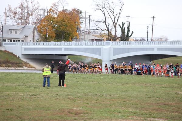2015 Regional XC Meet, Troy OH