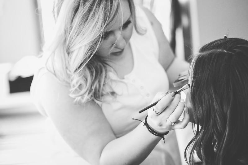 Summit Bridal 05bw | Nicole Marie Photography