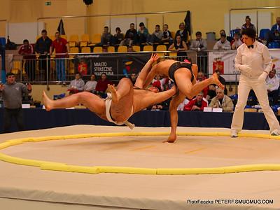 European Sumo Championship U21 Warsaw april 2013