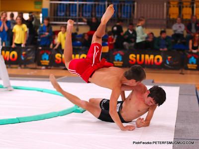 Poland Sumo Cup Warsaw september 2013