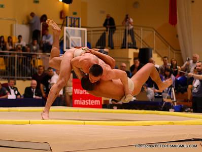 European Sumo Championship Warsaw april 2014 day II