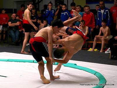Poland Sumo Children Championships Poznan may 2014