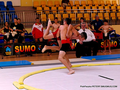 Poland Sumo Cup Warsaw september 2014