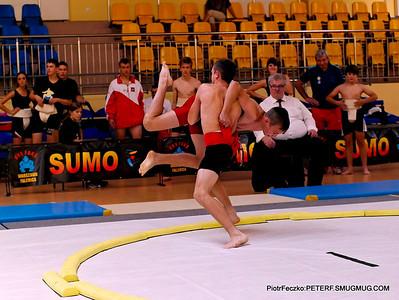 Poland Sumo Cup Warsaw september 2014
