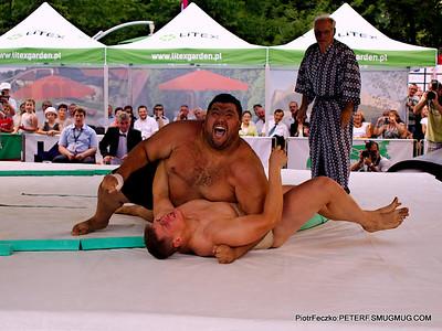 Sumo Poland Open Krotoszyn august 2014