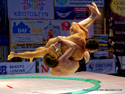 European Sumo Championship Krotoszyn april 2016