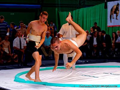 Poland Sumo Championship Ropczyce september 2016