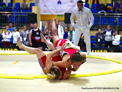 European Sumo Cadet Championship Warsaw october 2017