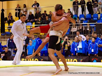 European Sumo Junior Championship Warsaw october 2017