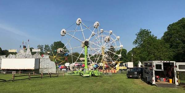 Welcome to the Sumpter Township Fairgrounds.