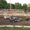The program wrapped up with a demo derby.