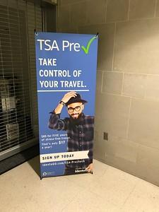 I wouldn't fly if I couldn't have TSA PreCheck!