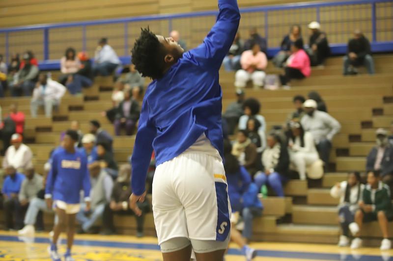 Sumter Boys Basketball vs. Hartsville 12/3/19