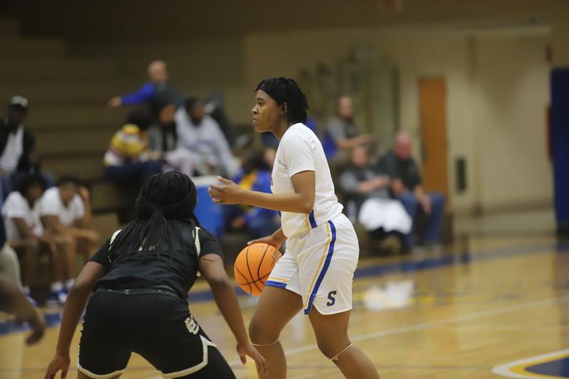 Sumter Girls Basketball vs. Goose Creek - 11/25/19