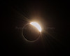 2017 Solar Eclipse 5: Diamond Ring
