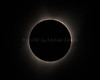 2017 Solar Eclipse 4: Totality - Solar Flares