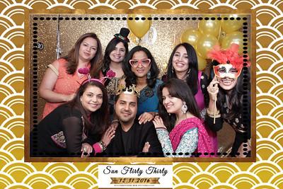 Sun Flirty Thirty Party