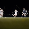 Trinity-Anne Bernard of Oxford Hills Comprehensive High School passes the ball during Tuesday's game against Mt. Blue in Farmington. Daryn Slover/Sun Journal