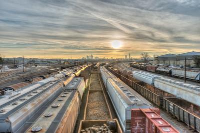 Atlanta Train Depot