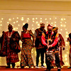 Preforming Camaroonian Songs and Dance are members of the Cameroonians of Lowell Association, at the Enterprise Bank's 3nd Annual International Holiday Celebration. SUN/ David H. Brow