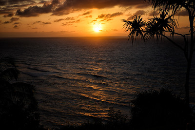 Richards___Kauai Sunset