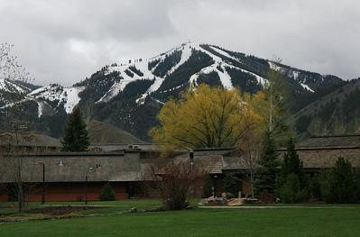 Mt Baldy  Sun Valley Idaho