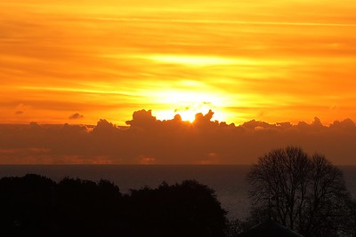 Remembrance Sunday Sunrise (2)