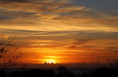 Remembrance Sunday Sunrise (1)