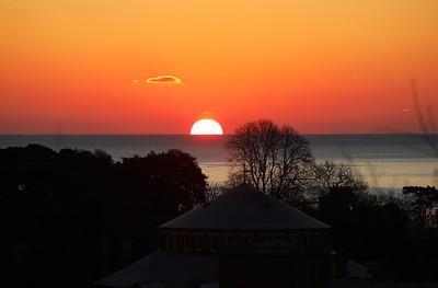 Paignton Sunrise 25/01/2017