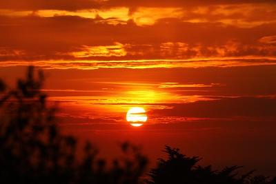 Paignton sunrise 24/09/2017
