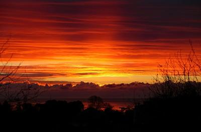 Paignton sunrise 22/11/2015